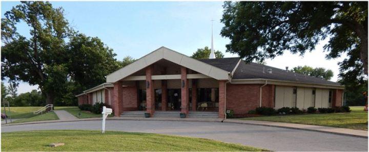 Forest Park Christian Church Building