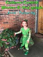 Anna- costume winner